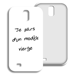 Coque Samsung Galaxy S4 - Création totale - 1