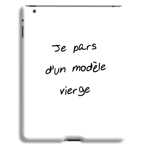 Coque iPad 2 - Création totale 23937