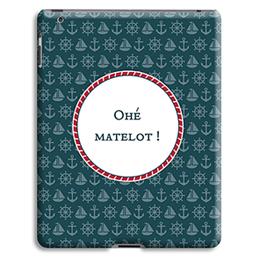 Coque iPad 2 - Matelot - 1