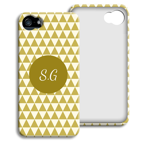 Accessoire tendance Iphone 5/5s  - Chevrons d' automne 23967
