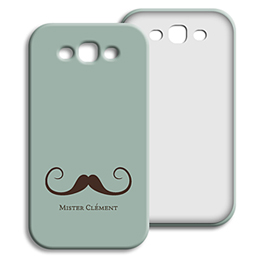 Coque Samsung Galaxy S3 - Gentleman - 1