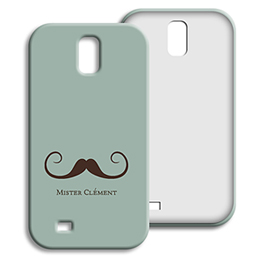 Coque Samsung Galaxy S4 - Gentleman - 1