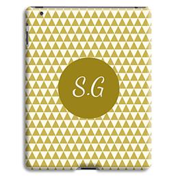 Coque iPad 2 - Chevrons d' automne - 1