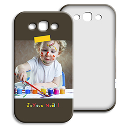 Coque Samsung Galaxy S3 - Tableau Photos 2 - 1