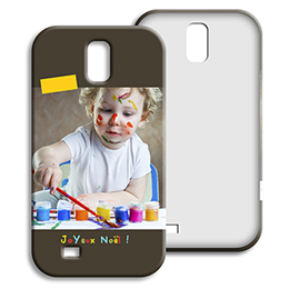 Coque Samsung Galaxy S4 - Tableau Photos 2 - 1