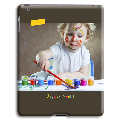 Coque iPad 2 - Tableau Photos 2 24029