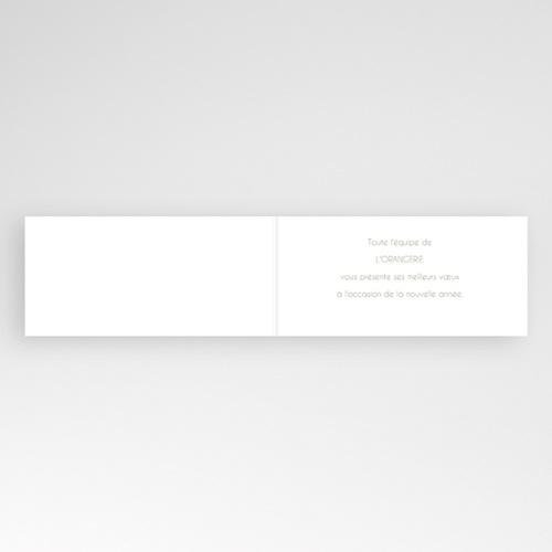 Cartes de Voeux Professionnels - Voeux Orange 24056 preview