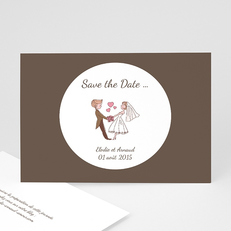 Save-The-Date - Vive les mariés 24225 thumb