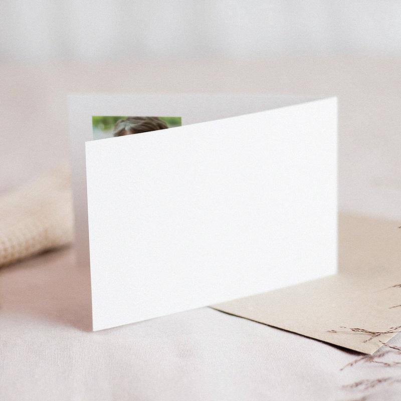 Carte remerciement décès universel COQUELICOTS gratuit