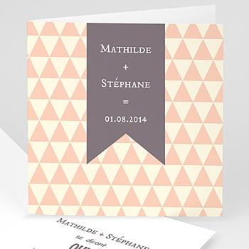 Faire-Part Mariage Personnalisés - Simplissime - 1