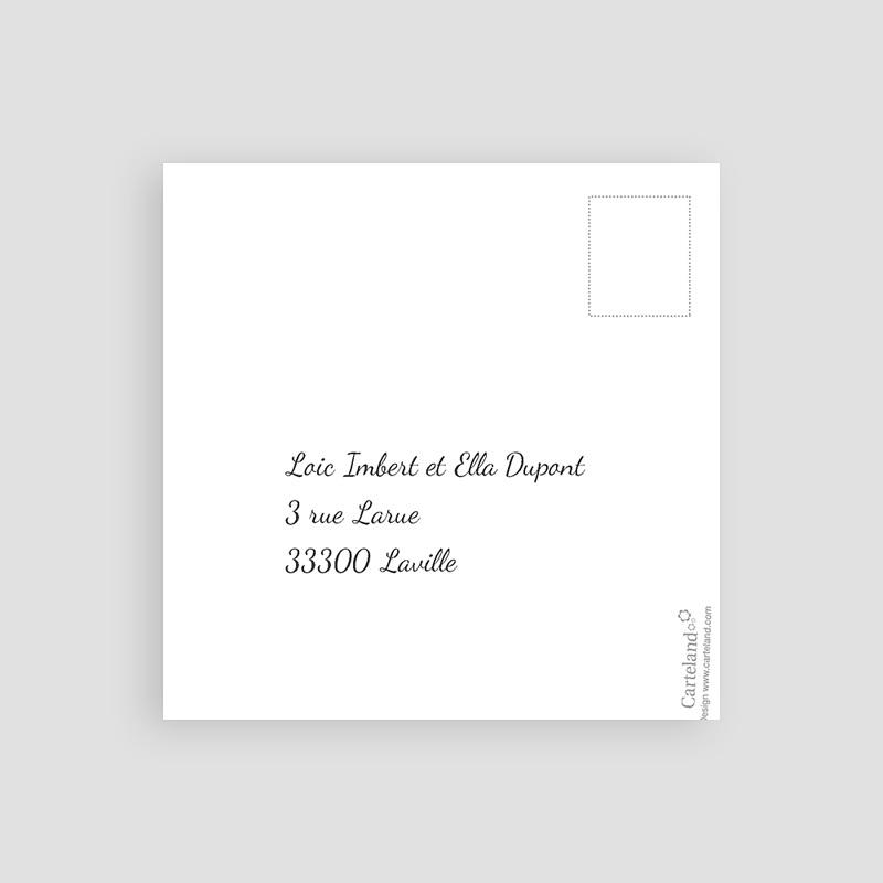 Carton Invitation Personnalisé Pots d'amour pas cher