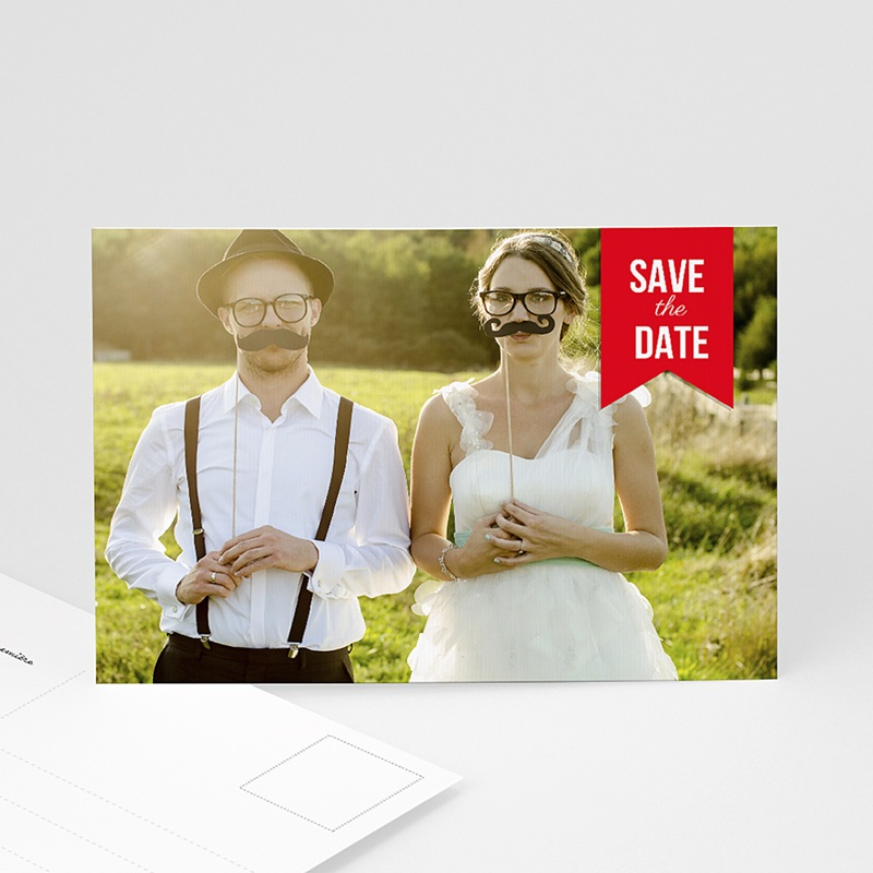 Save the date mariage Photo Booth