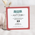 Carte Invitation Anniversaire Adulte Fanions