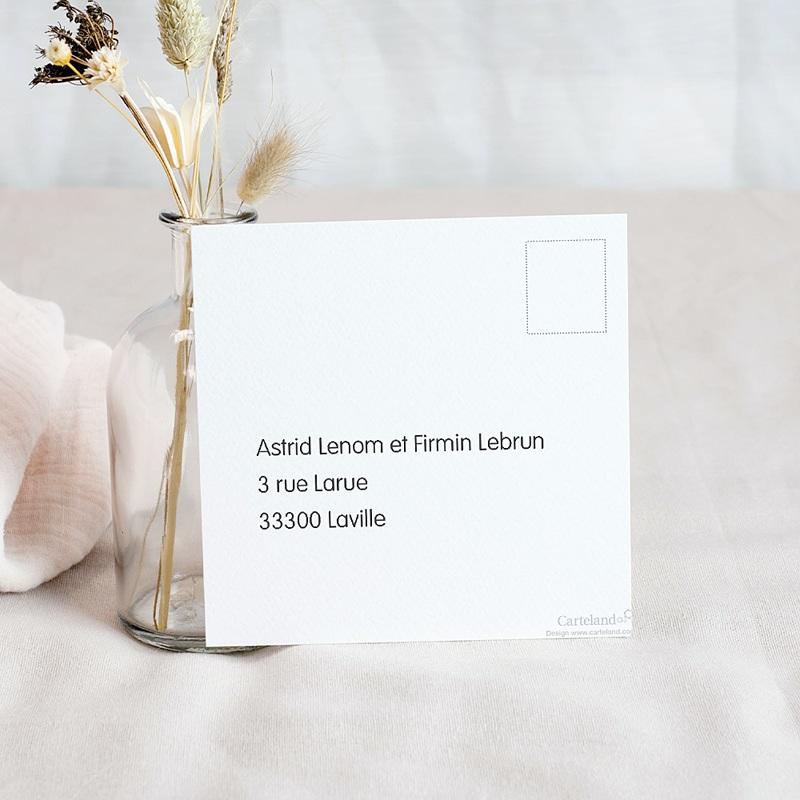 Carton Invitation Personnalisé Banderole et guirlande pas cher