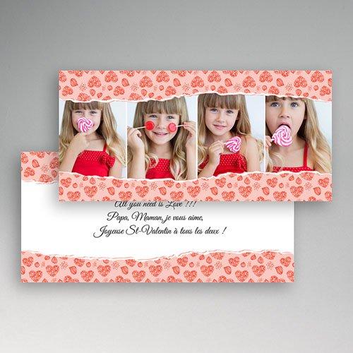 Cartes Saint-Valentin - Tendre Saint Valentin 2473 preview