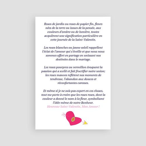 Cartes Saint-Valentin - Amour aux mille couleurs 2477 preview