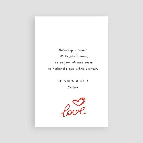 Cartes Saint-Valentin - Amour d'enfant 2481 preview