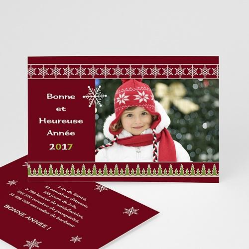 Carte de Voeux 2018 - Guirlande de sapin 2610 thumb
