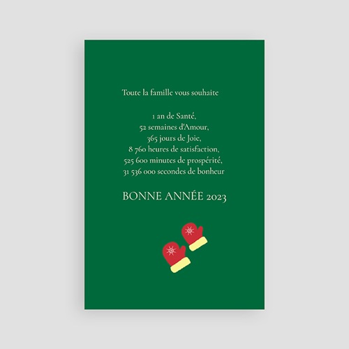 Carte de Voeux 2018 - OH OH OH 2635 thumb