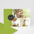 Cartes Multi-photos 3 & + -  Bande Vert printemps 277 thumb