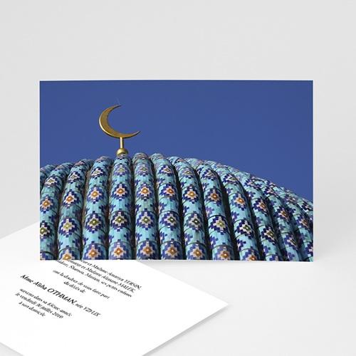 Remerciements Décès Musulman - Musulmane 3130
