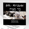 Faire-Part Bar-Mitzvah Téfilines en noir