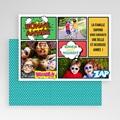 Carte de Voeux Bonne Année Tendres Comics BD gratuit