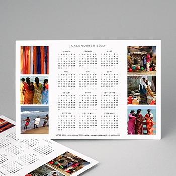 Calendrier photo entreprise 2020 - Autour du monde - 1