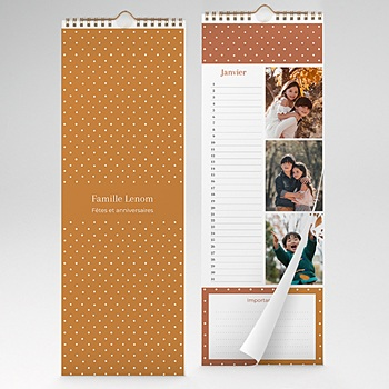 Calendrier Perpetuel Personnalise 365 Jours.Calendrier Perpetuel Personnalise Avec Photo Carteland
