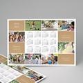 Calendrier Monopage 2020 Diaporama annuel