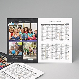 Calendrier Professionnel Loisirs Photorama