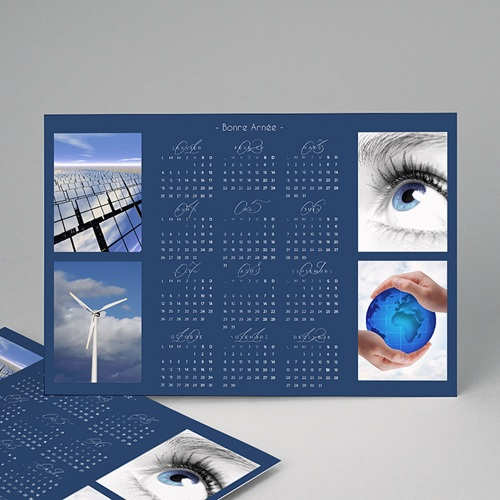 Calendrier Professionnel - Horizons 35364