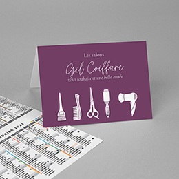 Calendrier Professionnel Loisirs Coiffeur