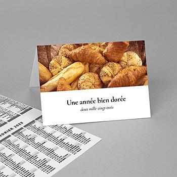 Calendriers de Poche - Voeux Boulanger - 1