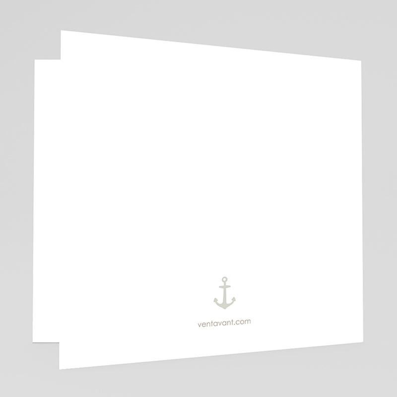 Carte de Voeux Entreprise Marine gratuit