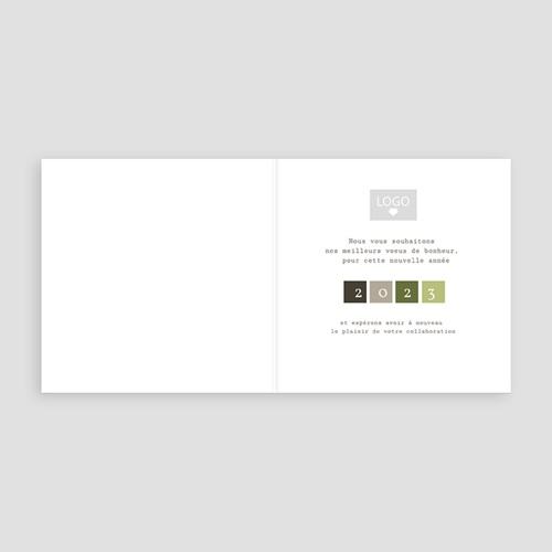 Cartes de Voeux Professionnels - Protégeons la nature 35531 preview