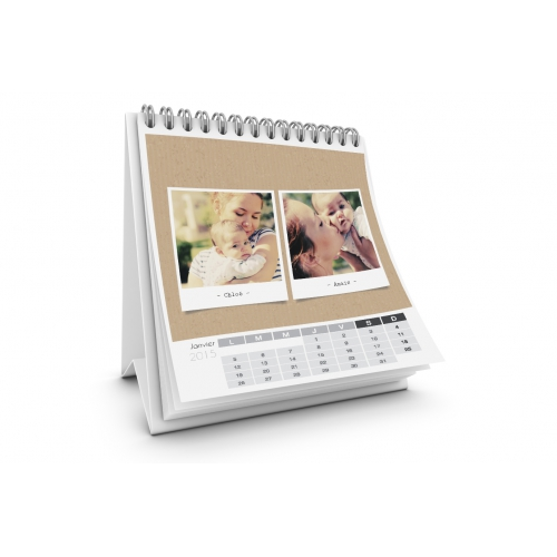 Calendrier de bureau mon craft - Calendrier de bureau photo ...