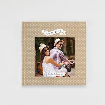 Livre Photo Carré 20 x 20 - Petits mots d'amour - 1