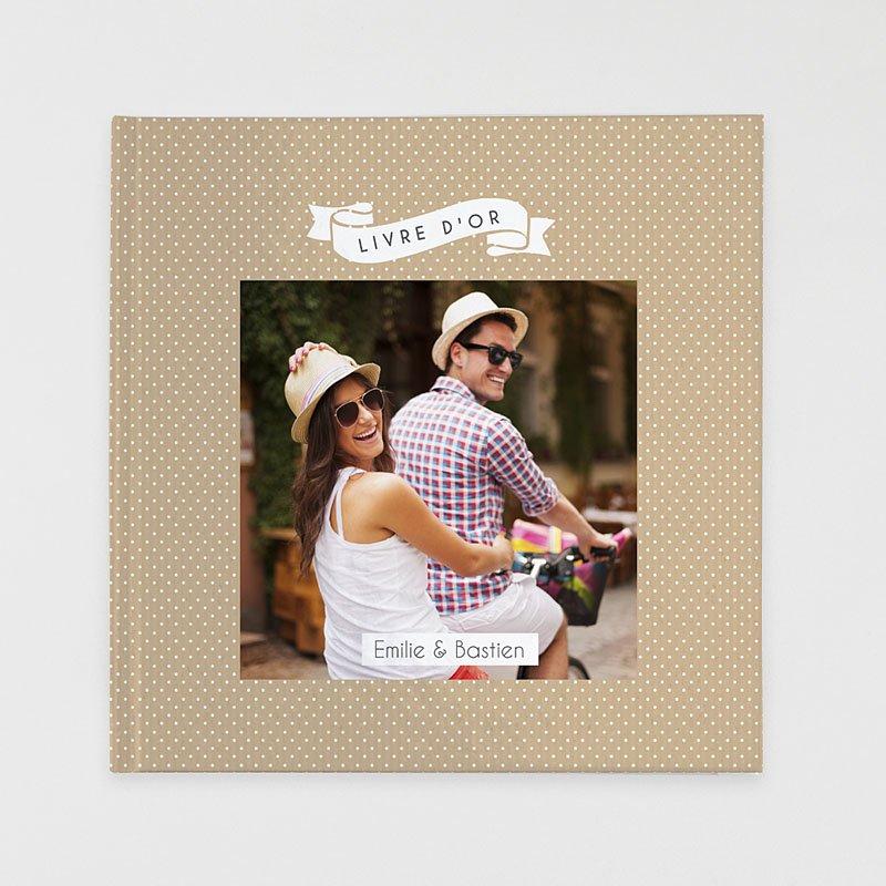 Livre Photo Carré 30 x 30 Petits mots d'amour