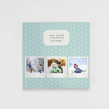 Créer soi même livre-photo carré 20 x 20 pola hivernal