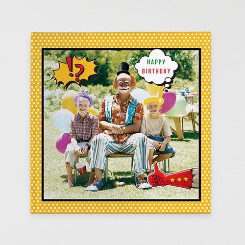 Livre-Photo Carré 30 x 30 - Super Anniversaire 35859