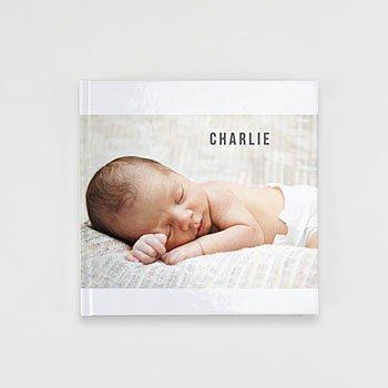 Livre Photo Carré 20 x 20 - Citron et menthe - 1