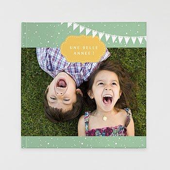 Livre Photo Carré 30 x 30 - Douce Famille - 1
