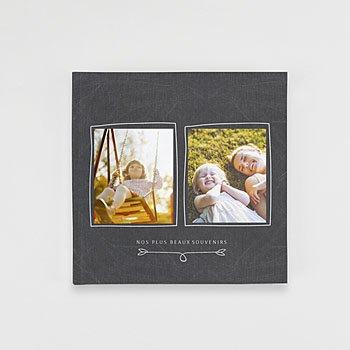 Livre Photo Carré 20 x 20 - Famille Ardoise - 1
