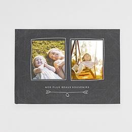 Livre Photo - Famille Ardoise - 1