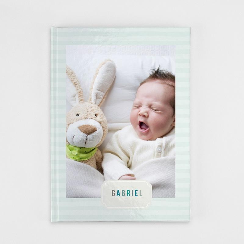 Livre-Photo A4 Portrait - Un monde bleu 35906 thumb