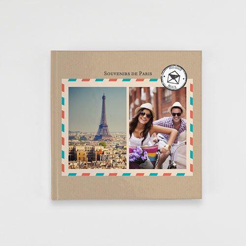 Livre-Photo Carré 20 x 20 - Carnet de voyage 35910