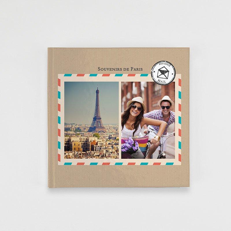 Livre-Photo Carré 20 x 20 - Carnet de voyage 35910 thumb