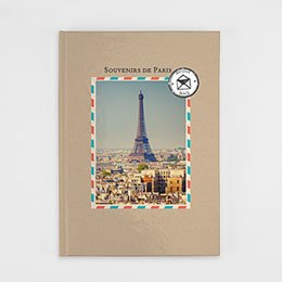 Livre-Photo A4 Portrait Carnet de voyage