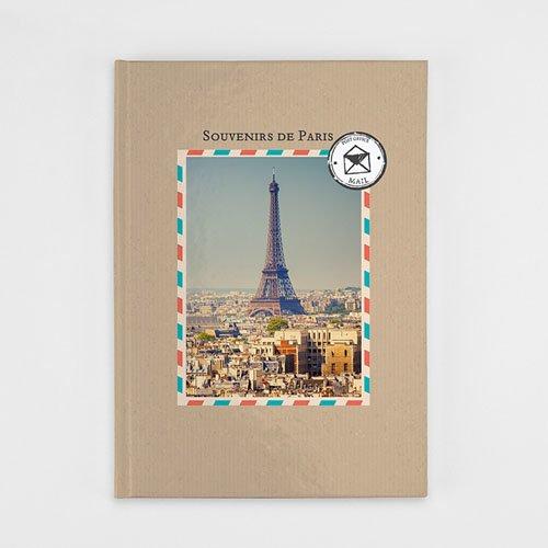Livre-Photo A4 Portrait - Carnet de voyage 35924